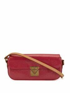 Louis Vuitton Pre-Owned Vernis Malibu Street shoulder bag - PINK