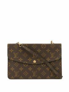 Louis Vuitton Pre-Owned Double Rabat shoulder bag - Brown