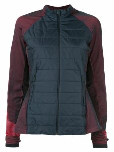 Lndr two-tone track jacket - Blue