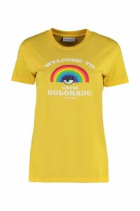 Chiara Ferragni rainbow Cotton T-shirt