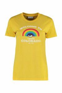 Chiara Ferragni rainbow Cotton T-shirt