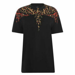 Marcelo Burlon Leo Wings T Shirt