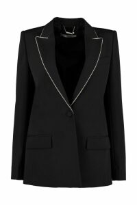 Givenchy Slim Fit Wool Blazer