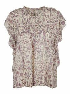 Isabel Marant Floral Print Top