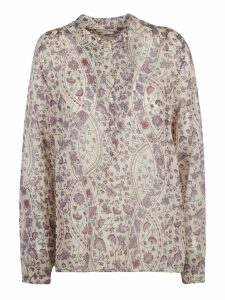 Isabel Marant Floral Print Shirt