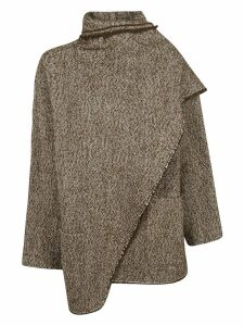 Isabel Marant Asymmetric Coat