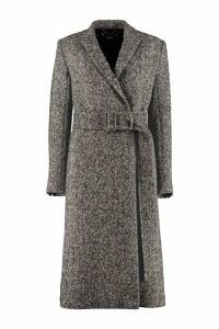 Stella McCartney Wool Long Coat