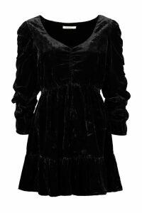 Mes Demoiselles Velvet Dress