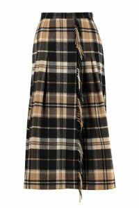 Max Mara Studio Diletta Pleated Skirt