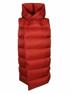 Rick Owens Cardinal Padded Coat