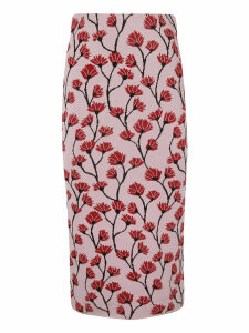 Be Blumarine Floral Skirt