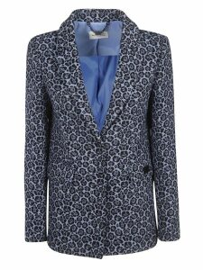 Be Blumarine All Over Print Blazer