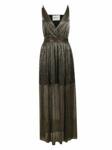 Be Blumarine V-neck Sleeveless Dress