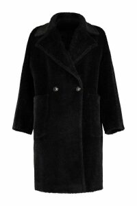 Max Mara Studio Pioggia Double-breasted Coat