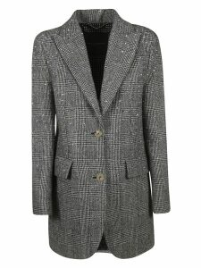 Ermanno Scervino Single Breasted Blazer