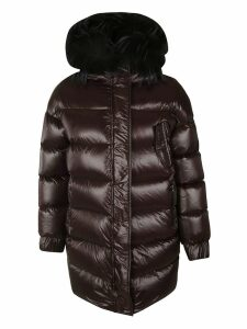 Fabiana Filippi Fur Padded Coat