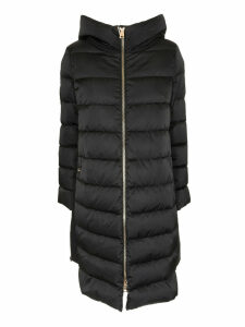 Herno Zipped Hooded Padded Coat
