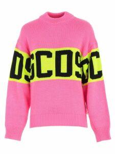 GCDS Sweater L/s Colorful Logo