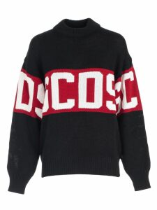 GCDS Sweater L/s Logo