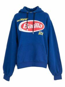 GCDS Sweatshirt Barilla W/hood