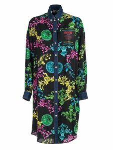 Versace Jeans Couture Dress Chemisier Fantasy