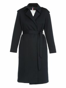 Tommy Hilfiger Overcoat With Belt