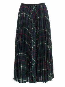 Polo Ralph Lauren Skirt Plisse Tartan