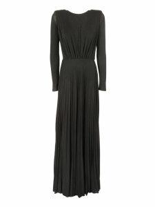 Elisabetta Franchi Celyn B. V-back Dress
