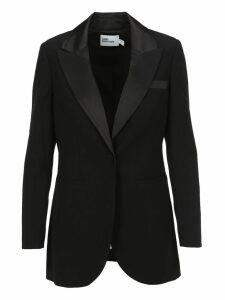 Self Portrait Tailored Crepe Jacket