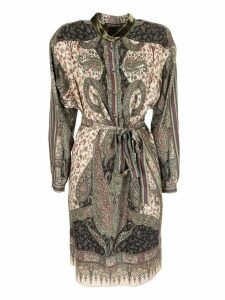Etro Belted Dress