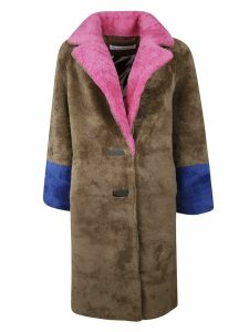 Saks Potts Fur Coat
