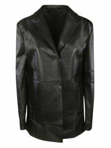 Alyx Taped Leather Blazer