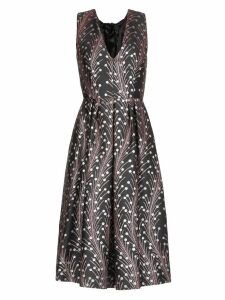 Marco de Vincenzo Embroidered Dress