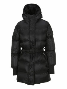 Kenzo Long Quilted Puffer Jacket