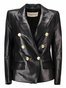 Alexandre Vauthier Leather Jacket