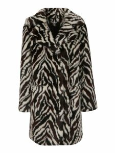 Parosh Fur Coat