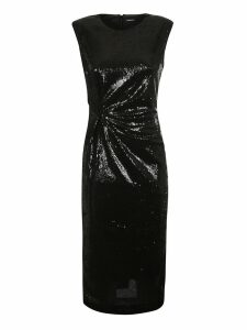 Parosh Sequined Dress