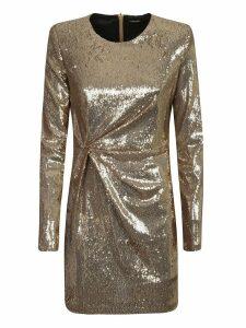 Parosh Sequined Dress