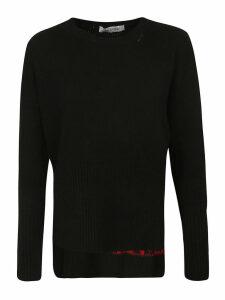 Valentino Ribbed Sweater