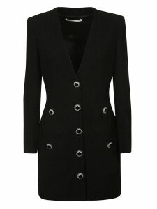 Alessandra Rich Buttoned Coat