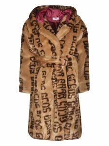 GCDS Tie Waist Coat