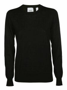 Burberry Round Neck Sweatshirt