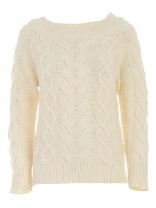 SEMICOUTURE Sweater Dolores W/braids