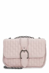 Longchamp Amazone Quilted Leather Shoulder Bag