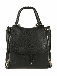 Michael Kors Logo Plaque Backpack