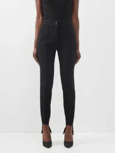 Norma Kamali - Sleeping Bag Reversible Coat - Womens - Black