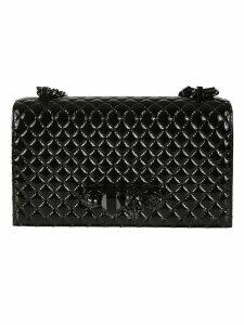 Alexander McQueen Jeweled Shoulder Bag