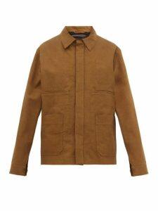 Haider Ackermann - Cotton Work Jacket - Womens - Brown