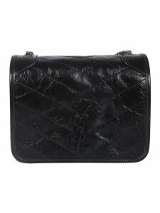 Saint Laurent Niki Tufo Shoulder Bag