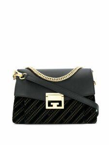 Givenchy GV3 small shoulder bag - Black